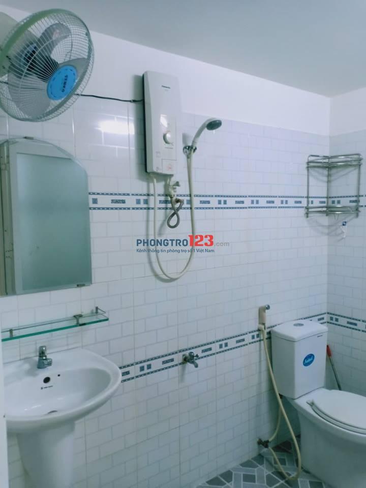 Cho thuê căn hộ thuộc chung cư mini, đầy đủ tiện nghi, khu an ninh