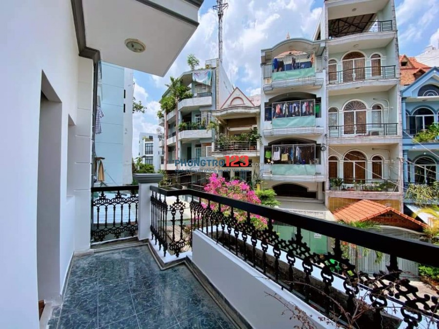 Cho thuê căn hộ mini, full nội thất ở Tân Bình