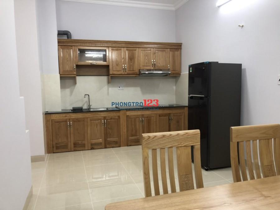 Cho thuê phòng ở lầu 2 đường Trần Đồng
