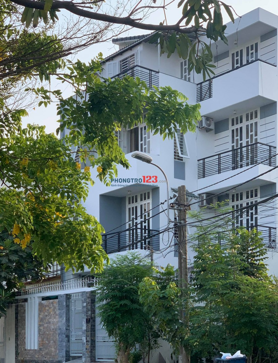 Phòng mới xây cho thuê lâu dài, khu dưng cư Phong Phú, Bình Chánh