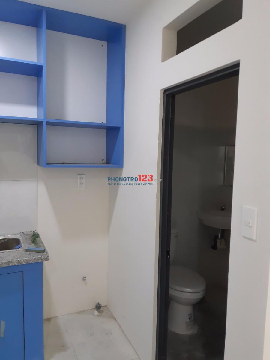 Cho thuê phòng trọ tại Tân Bình (mới 100% có hình ảnh)