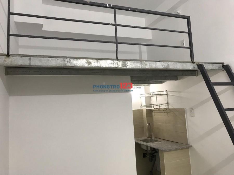 Phòng 25m2 có gác, bao đẹp, ngay KCN Tân Bình, Q.Tân Phú