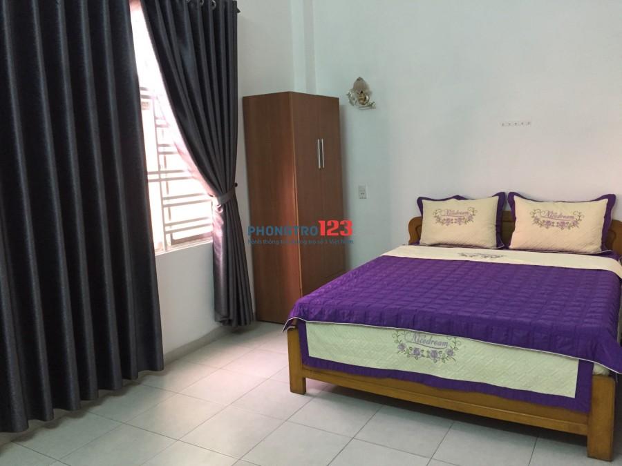 Phòng đầy đủ tiện nghi cho thuê sale 15%