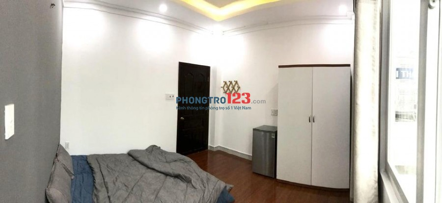 Phòng trọ Full nội thất giá rẻ ở Phú Nhuận