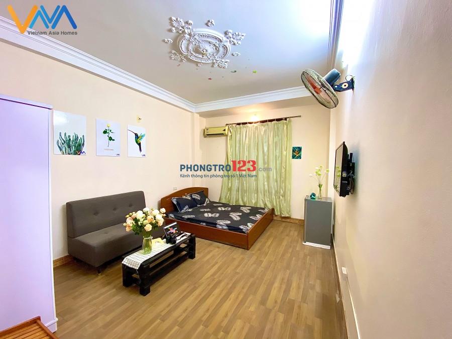 Vnahomes cho thuê căn hộ full nội thất tại 766 Đê La Thành - Ba Đình