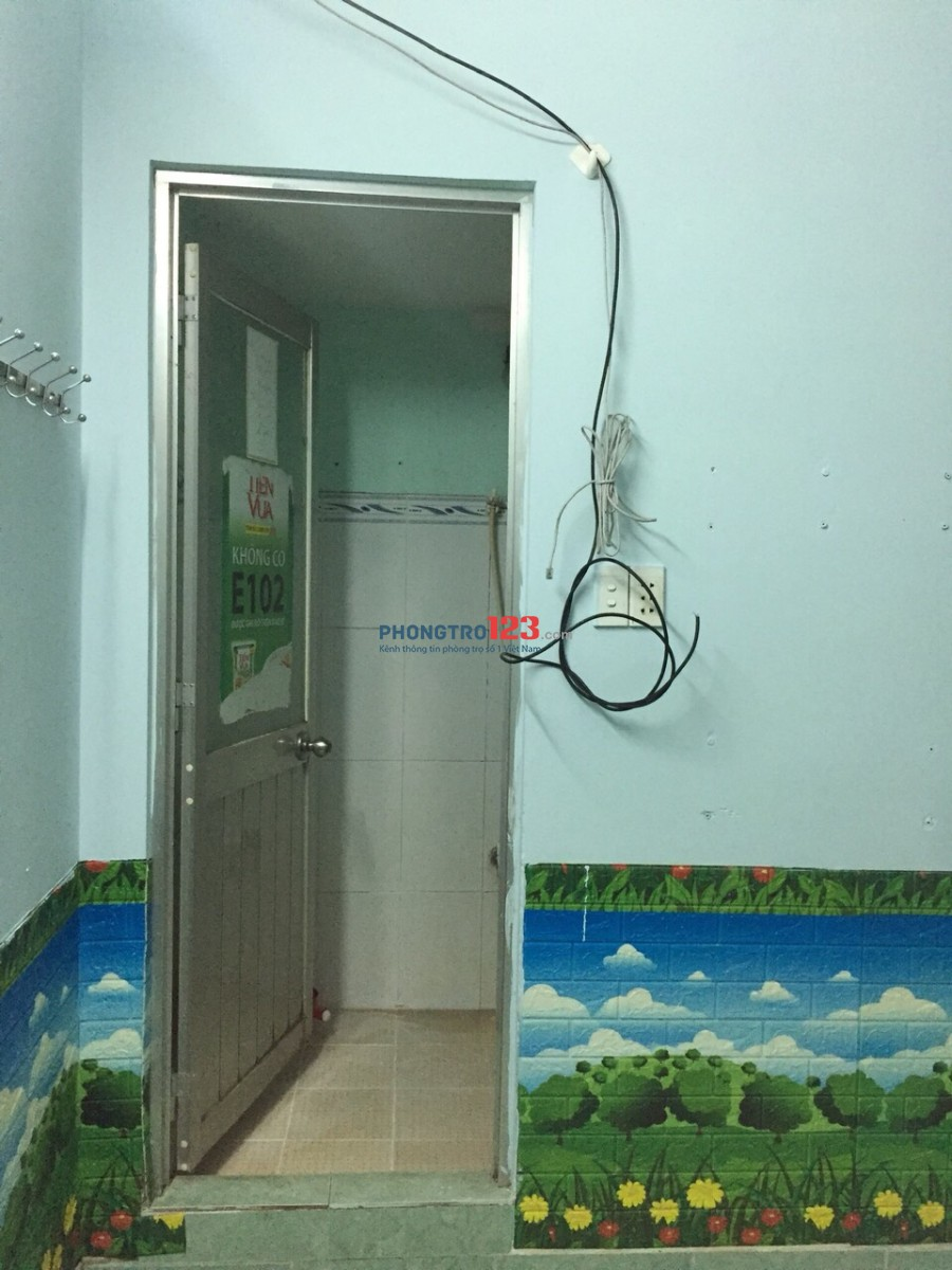 Tìm 01 nữ ở ghép Q.Tân Bình, chỉ 1050k/người