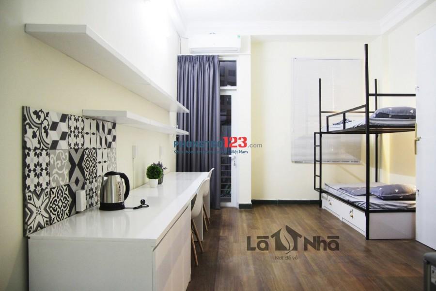Thuê nguyên Phòng giường tầng ở được 3-6 người cách Q.1, chỉ 10p xe máy