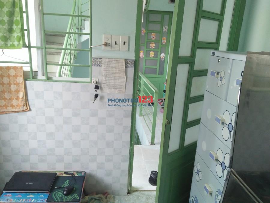 Tìm Nam ở ghép đường Nguyễn Văn Lượng, Gò Vấp