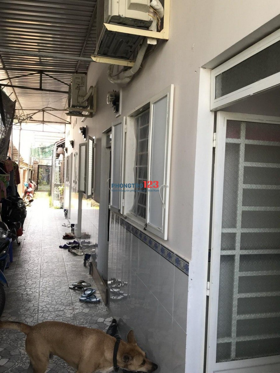 Phòng cho thuê gần chợ Đường, Thạnh Xuân, Quận 12