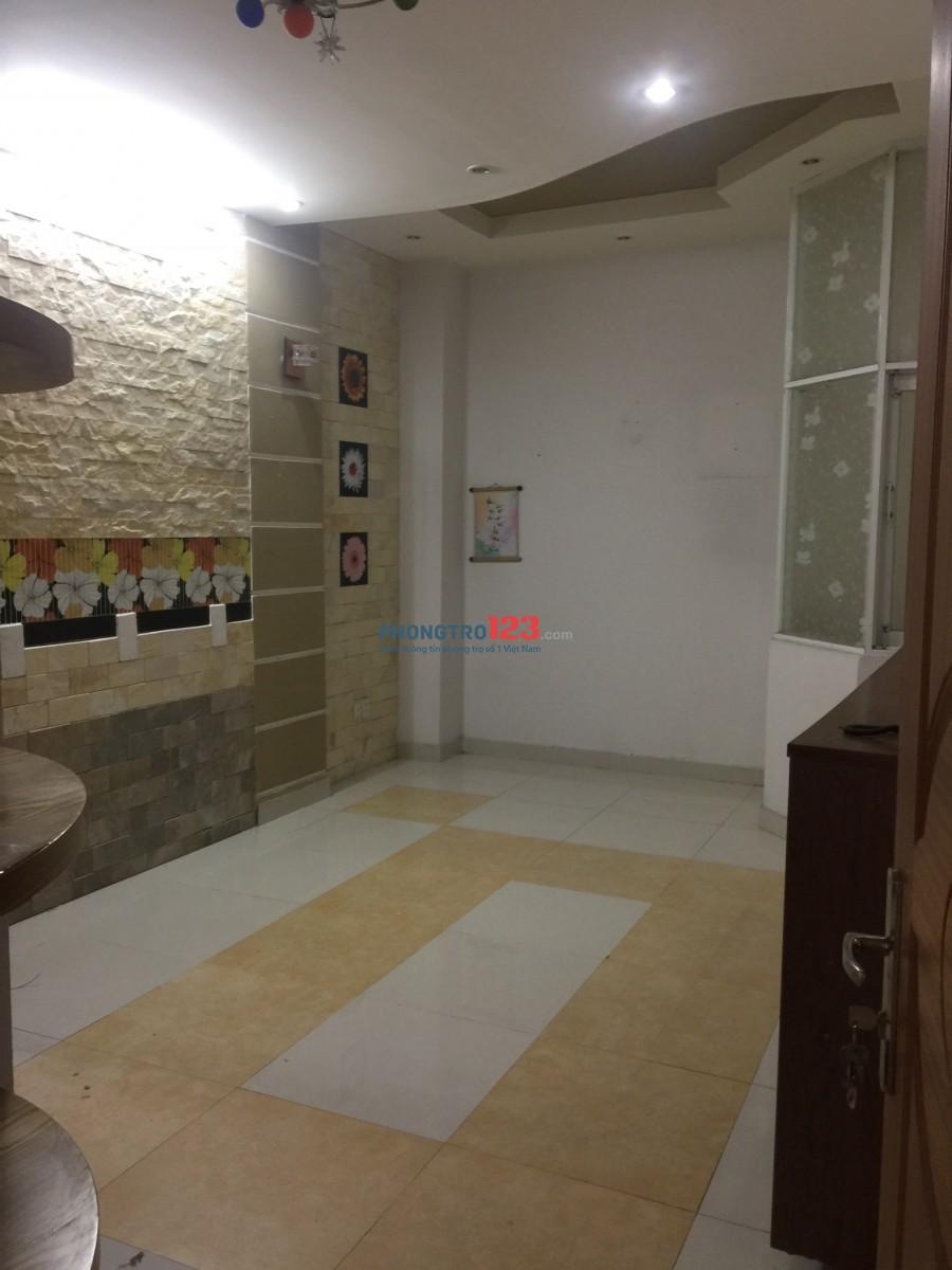 Cho thuê phòng trọ đẹp như căn hộ mini, giờ giấc tự do. Hẻm 263 Lý Thường Kiệt, P.15, Q.11