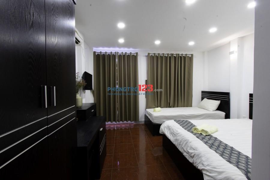Phòng cho thuê ngay trung tâm quận 1 gần chợ Bến Thành