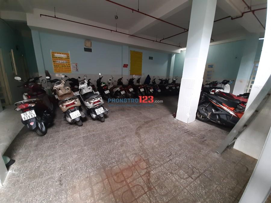 Cho thuê nhà trọ gần ngã tư bốn xã, quận Bình Tân