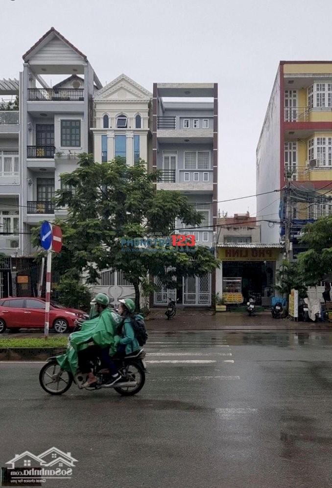 Cho thuê mặt bằng kinh doanh đối diện trường Lê Anh Xuân, Quận 7. Giá 4tr