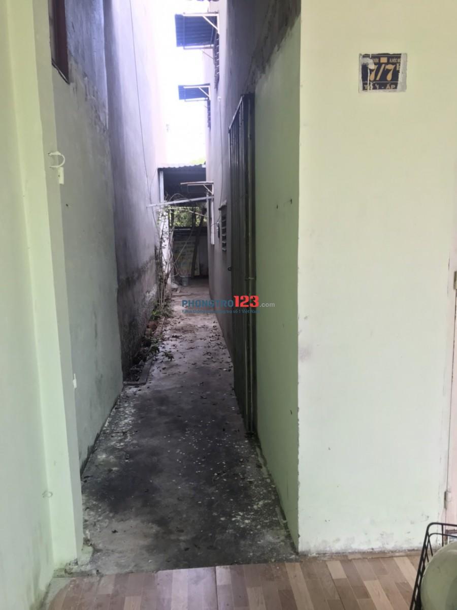 Cho thuê nhà cấp 4 DT 5x20 mặt tiền 10m tại Xuân Thới Sơn 5, Xã Xuân Thới Thượng, Hóc Môn. Giá 5tr/th