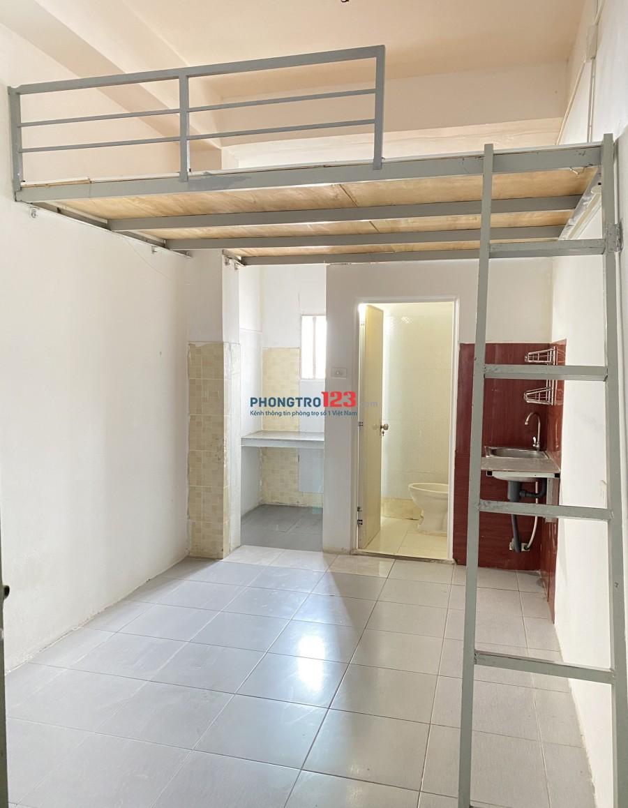 Cho thuê phòng trọ 20m2, có gác, cửa sổ thoáng mát Cộng Hòa, Tân Bình
