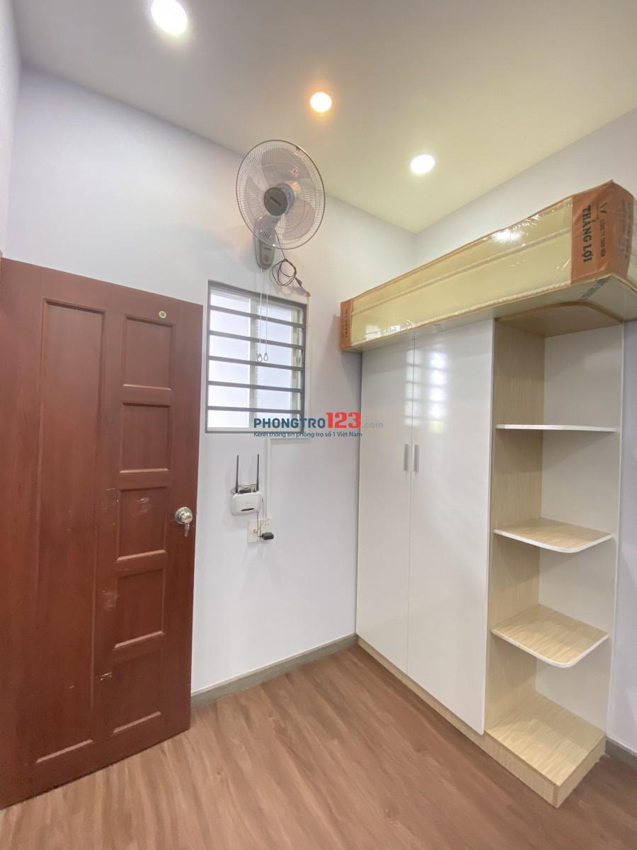 Cho thuê phòng trọ cao cấp, 1 phòng ngủ riêng Quận Tân Bình