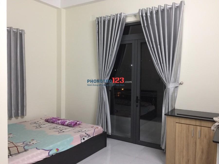 Phòng trọ FULL nội thât, Mới xây gần đại học Văn Lang cơ sở 3