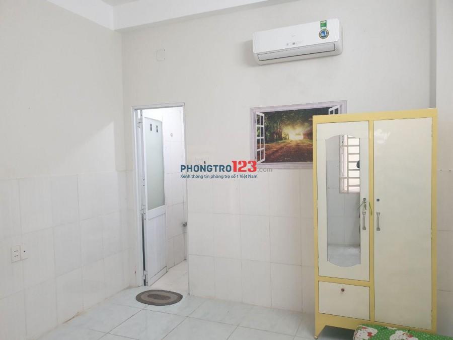 Phòng giá rẻ rộng - full nội thất - an ninh - mới - gần sân bay Tân Sơn Nhất