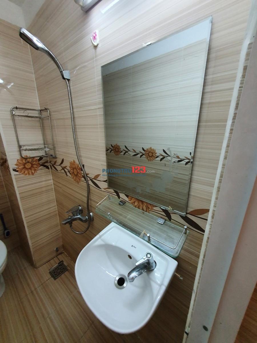 Cho thuê phòng full nội thất 20m2, Q.10