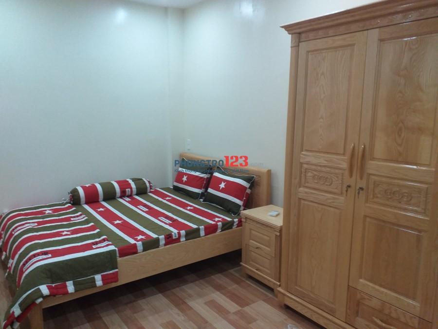 Nhà mới cho thuê nguyên căn– 4 Tầng - 5 Phòng ngủ - Gần BV 600 giường