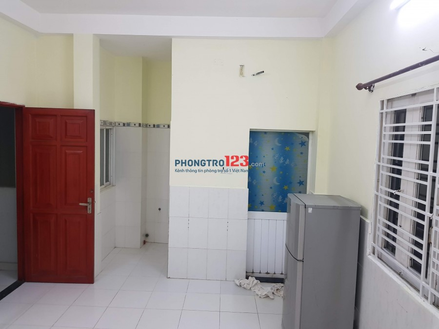 Tân Bình cho thuê phòng đẹp Bùi Thị Xuân, P.2 (25 m2)
