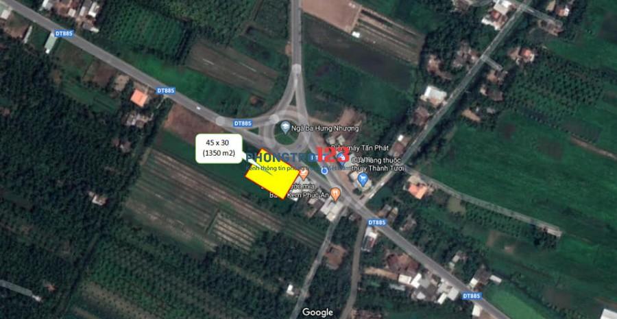 Cho Thuê Mặt Bằng 1350m2 huyện Giồng Trôm, tỉnh Bến Tre