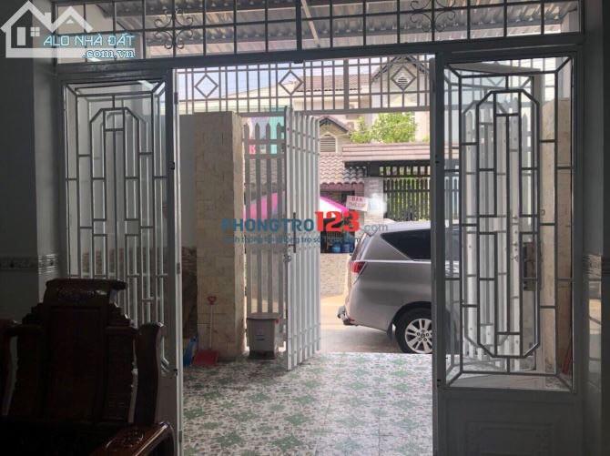 Cho thuê nhà nguyên căn 5x14m tại đường số 6, phường Tam Phú, Thủ Đức