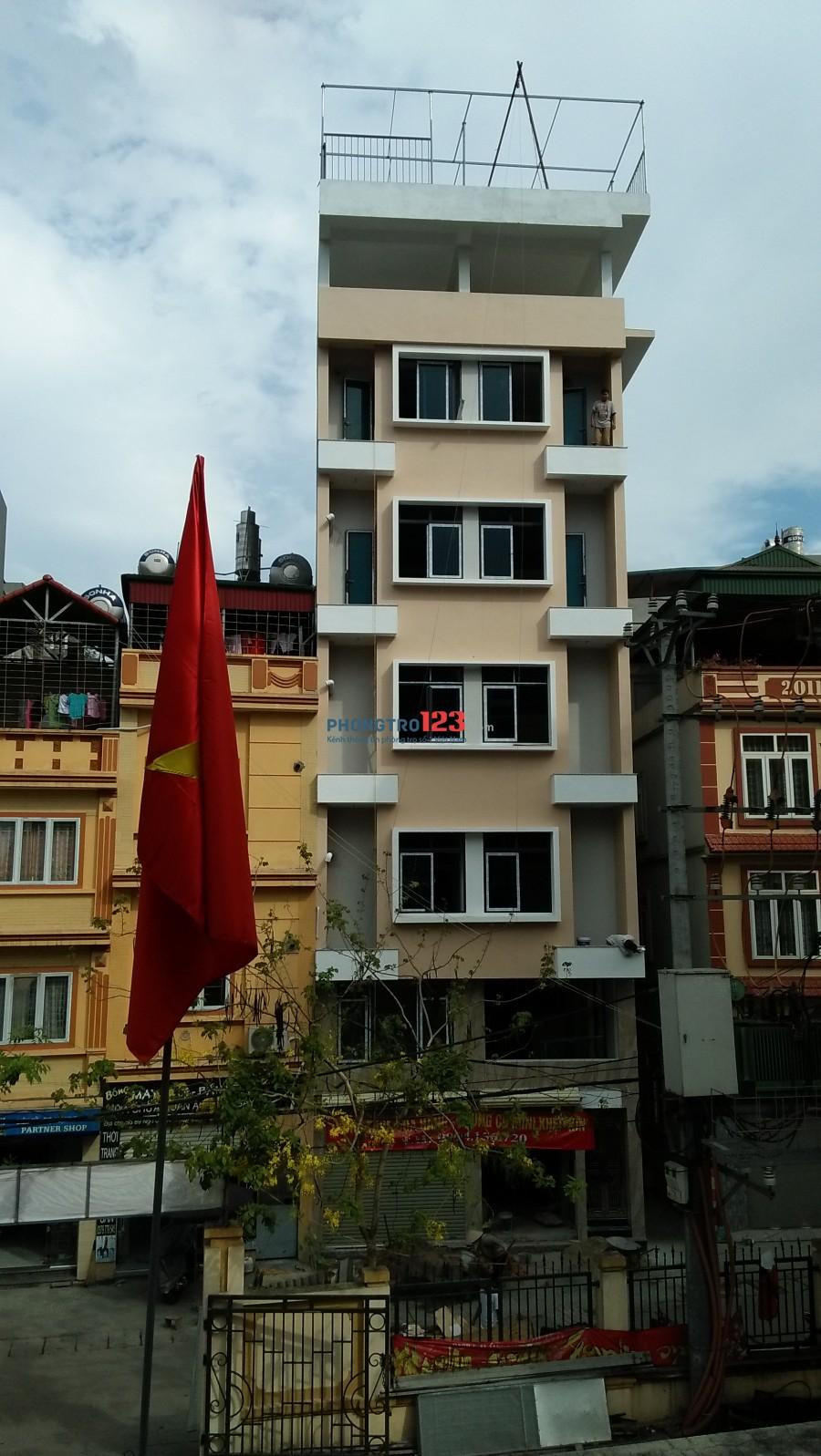 Cho thuê CCMN cao cấp mới xây giá rẻ tại Thanh Liệt, Kim Giang, Linh Đàm, Nguyễn Xiển