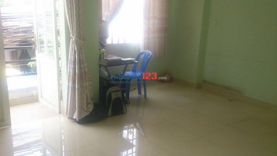 Phòng trọ cho nữ nhà nguyên căn gần Đặng Văn Bi