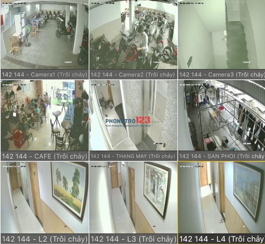 Lotte quận 7 500m, bancon lớn 35m2, giá 6tr, giờ giấc tự do, đầy đủ nội thất, Tuyết 0909069038
