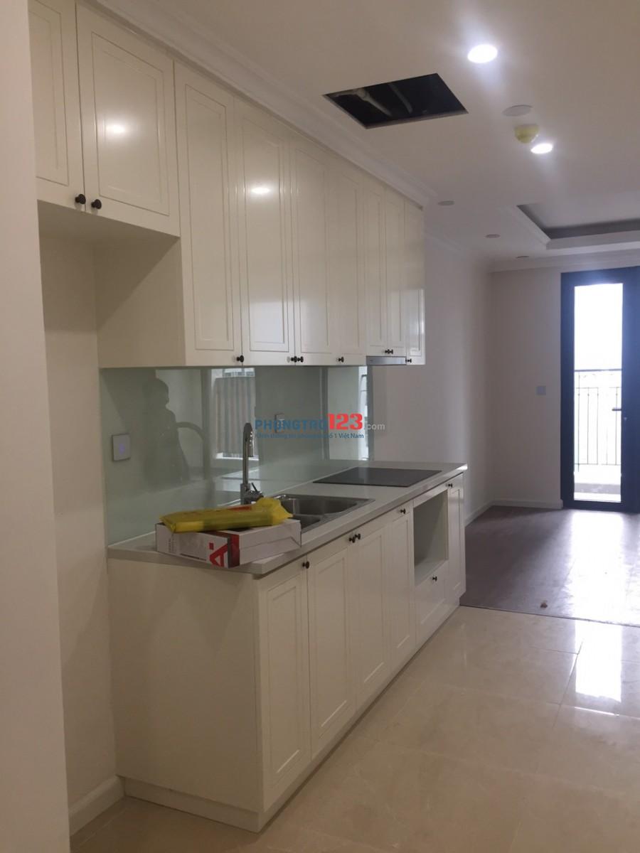 Cho thuê căn hộ 1 ngủ chung cư cao cấp Sunshine Garden, giá tốt 7.5 triệu/tháng đường Dương Văn Bé
