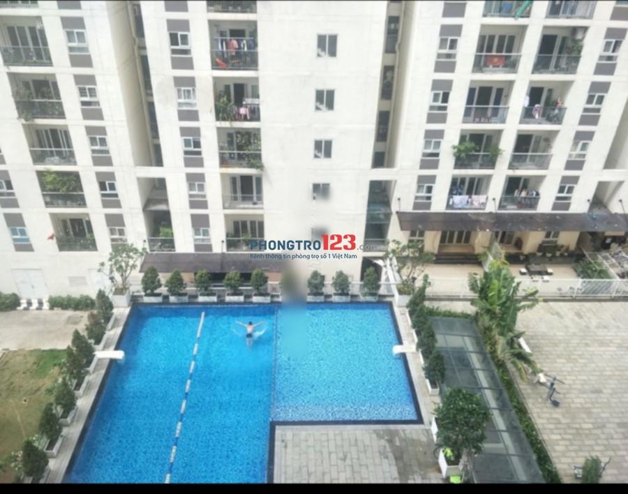 Chính chủ cho thuê căn hộ đầy đủ nội thất Chung cư bộ Công An Q.2 70m² 2PN. Giá 12tr/tháng