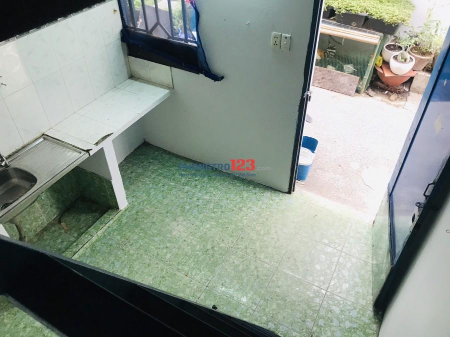 Phòng có GÁC - kệ bếp - bồn rửa chén, 22 đường số 3, gần đô thị Vạn Phúc