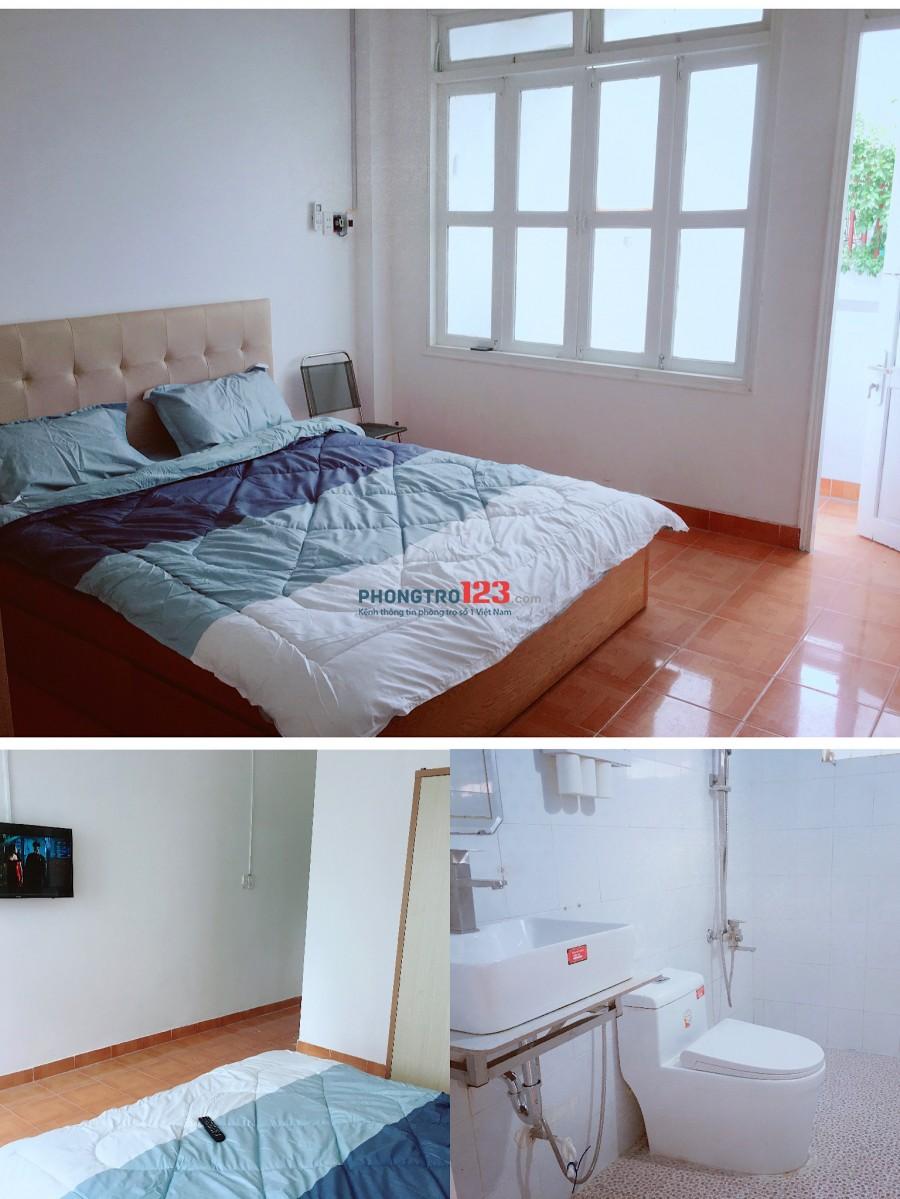 Phòng đẹp full nội thất, cho thuê đường Lê Văn Sỹ, Quận 3