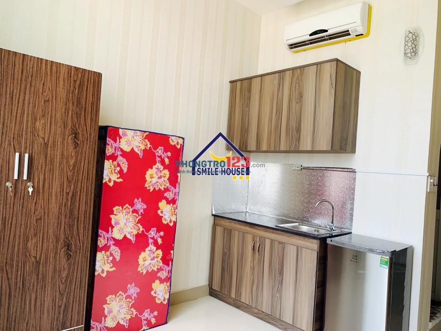 Phòng trọ giá rẻ quận gò vấp, đầy đủ tủ lạnh, máy lạnh, tủ bếp ở 176 đường số 20, P5, Gò Vấp
