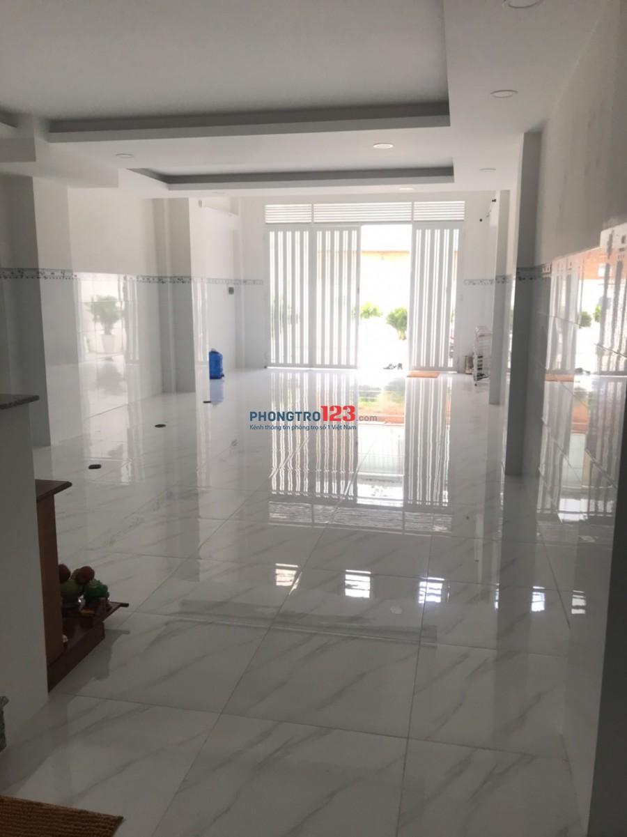 Cho thuê phòng nhà mới xây 100% hẻm xe hơi tại 21/30 Phan Huy Ích, P.15, Q.Tân Bình. Giá 3.2tr/th