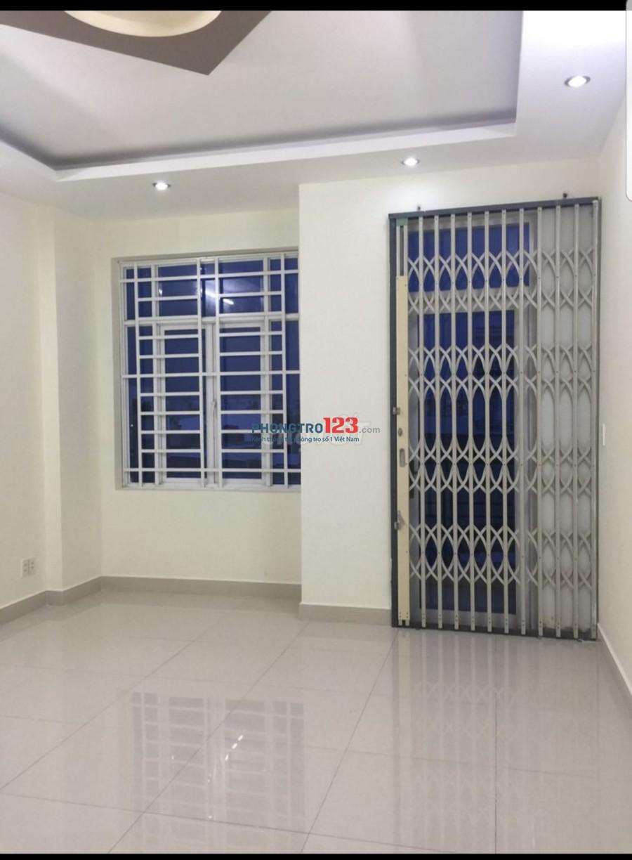 Phòng trọ 25m2 điện nước giá nhà nước