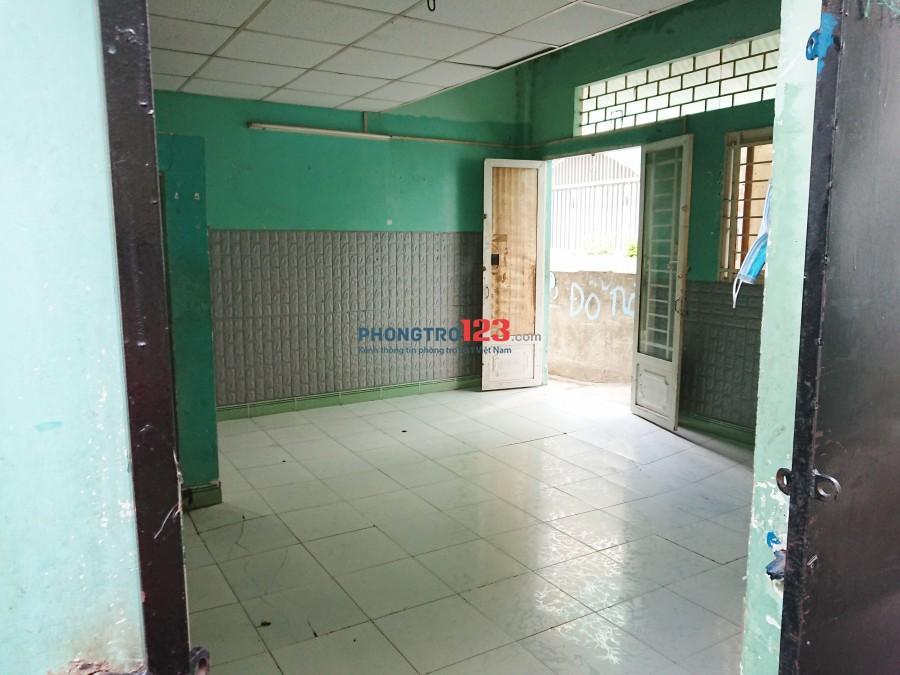 Cho thuê nhà trọ đường Tây Thạnh, quân Tân Phú, TP.HCM