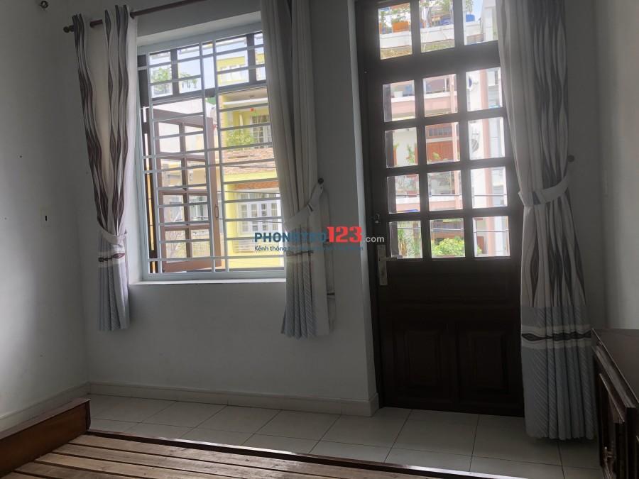 Cho thuê phòng trọ Gò Vấp gần chợ Hạnh Thông Tây, giá 2tr