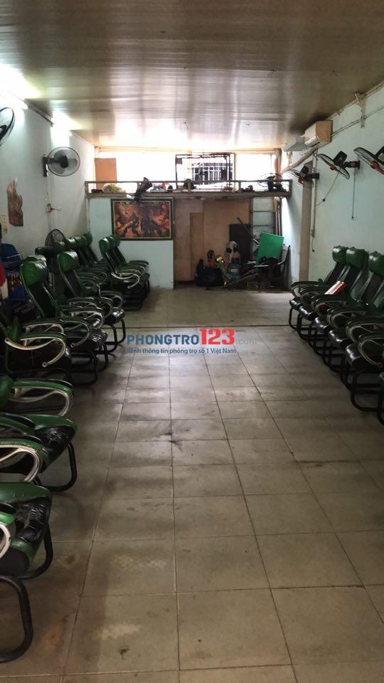 Mặt bằng kinh doanh 65m Thượng Thanh, Long Biên