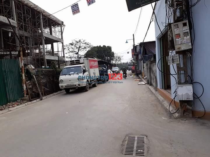 Nhà trọ cho thuê trên đường Nguyễn Văn Linh (28-30m2)