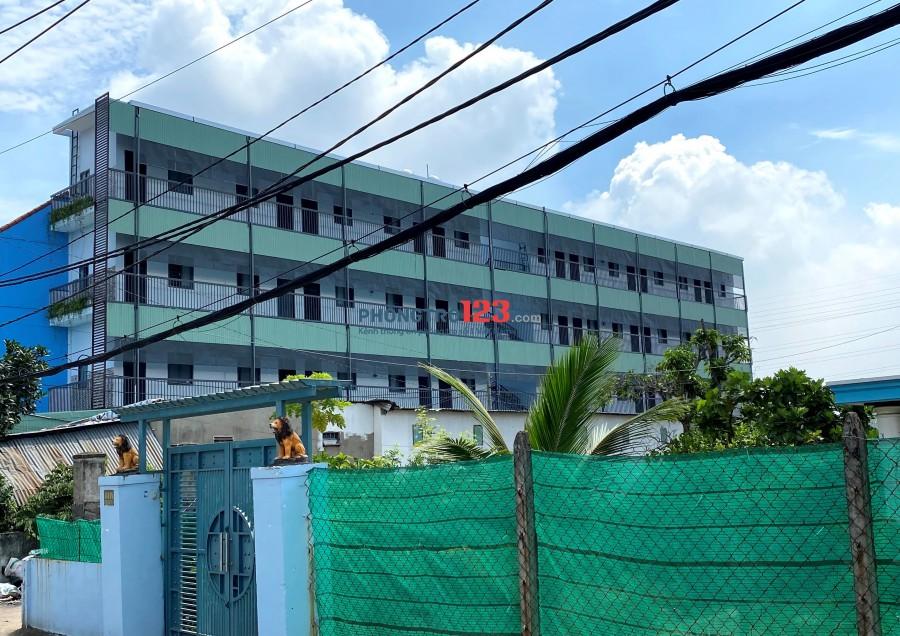 Phòng trọ mới hoàn thành - Khu đại học Nguyễn Tất Thành, Q.12