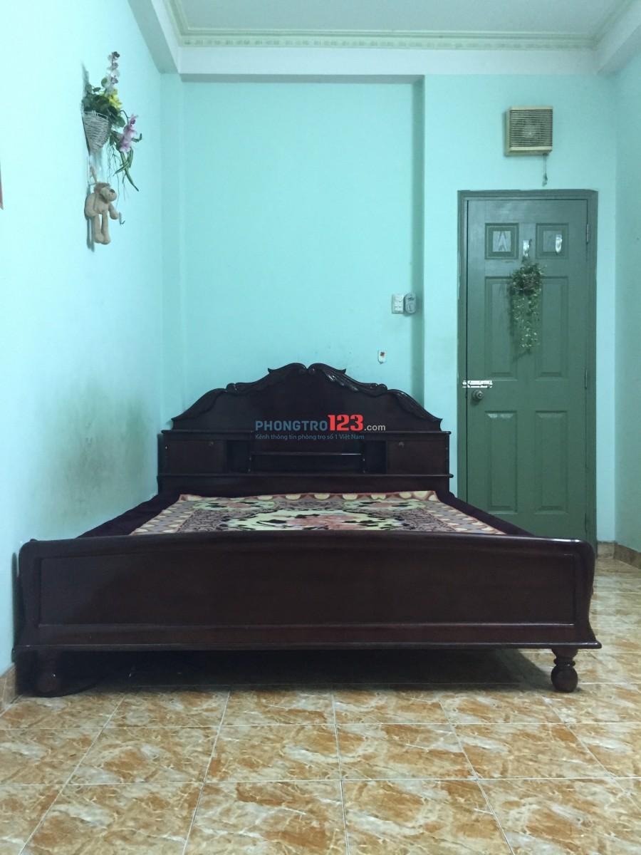 Cho thuê phòng lầu 2, nhà mặt tiền SVH Q10