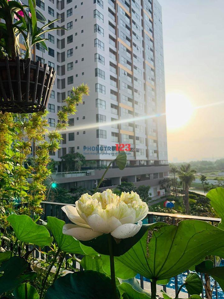 Cho thuê căn hộ Mizuki Park, 56m2, 2PN, giá 6.5tr/thang, bao phí quản lý