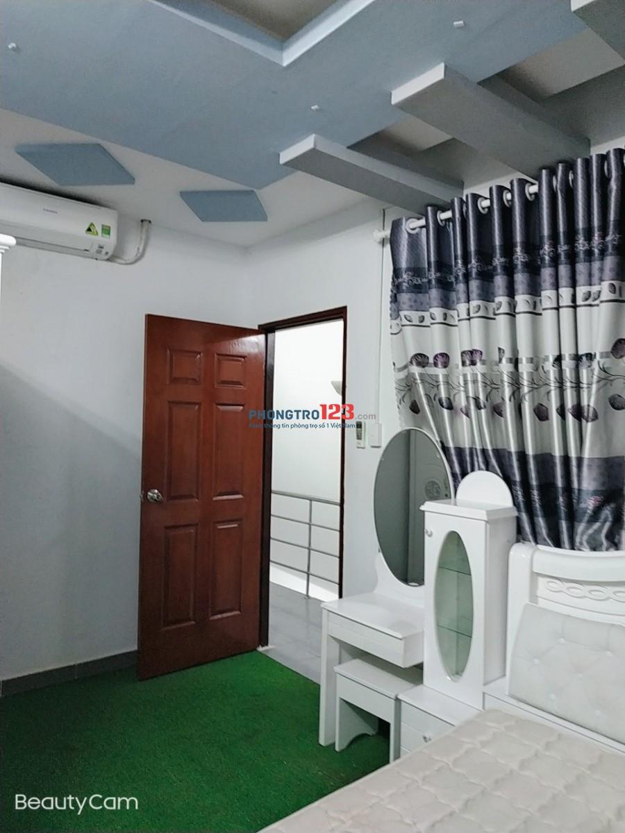 Phòng quận 7 cho nữ thuê đầy đủ tiện nghi