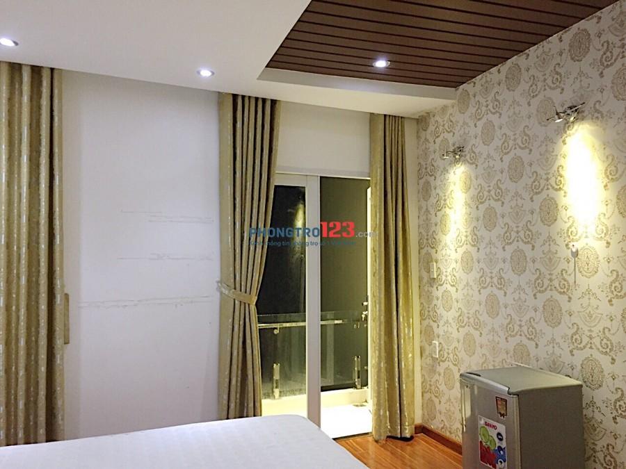 Phòng full nội thất, trung tâm Phú Nhuận, cực rẻ