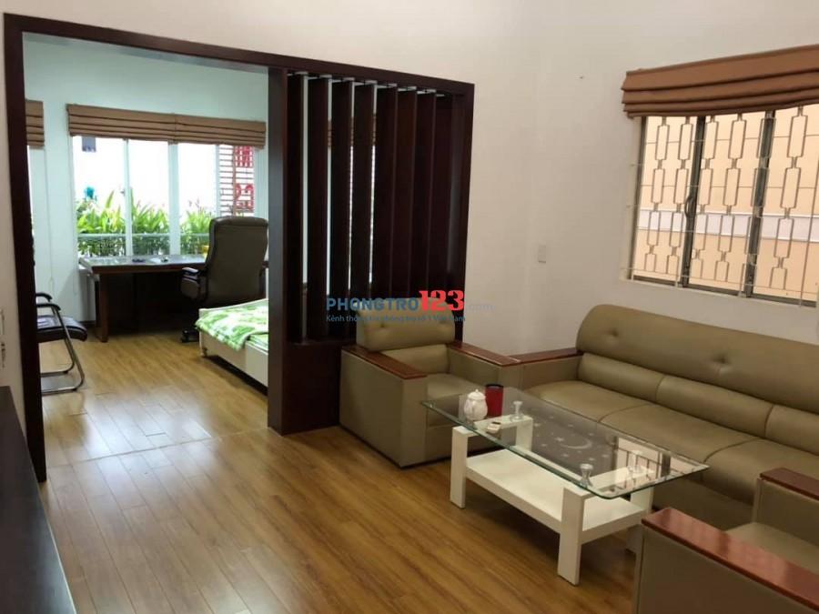 Cho thuê phòng quận Tân Bình có điều hòa