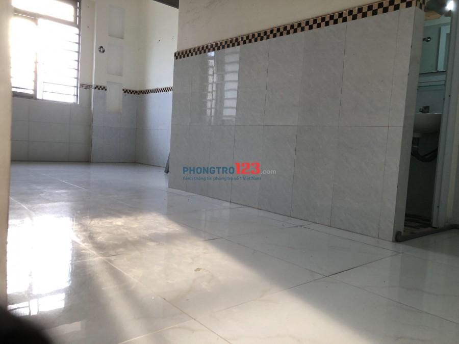 Phòng trọ P.Tây Thạnh, Tân Phú, phòng mới đẹp không ở chung chủ, có gác, bếp và WC riêng. Giá 2.3 triệu