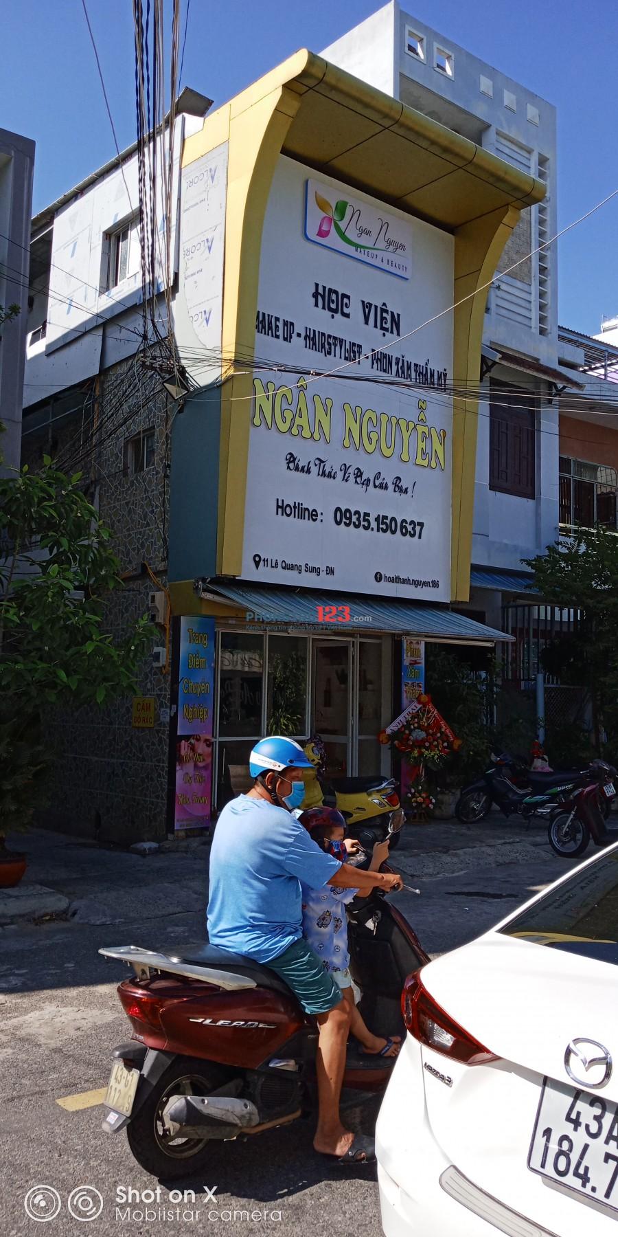 Cho thuê phòng trọ trung tâm quận Thanh khê. Giá 1.5 tr/tháng
