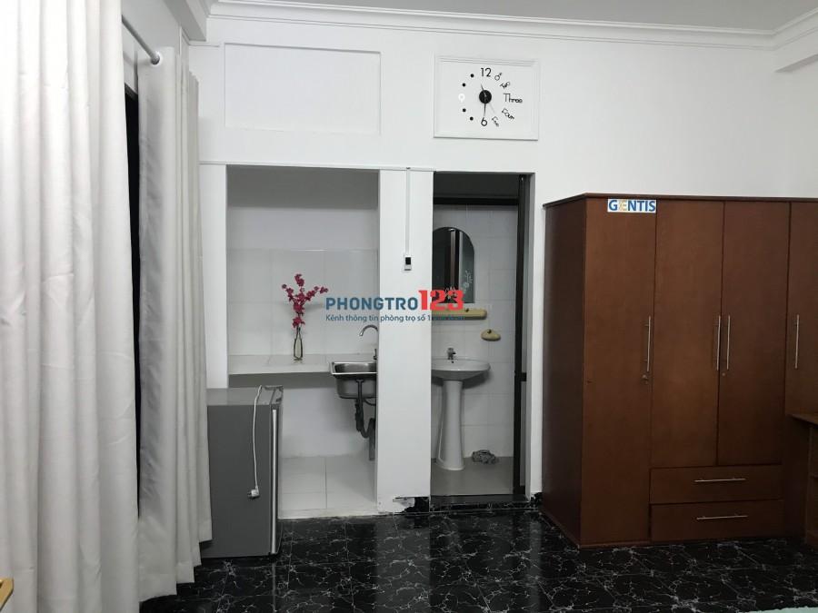 Phòng trọ cho thuê Phú Nhuận đầy đủ tiện nghi